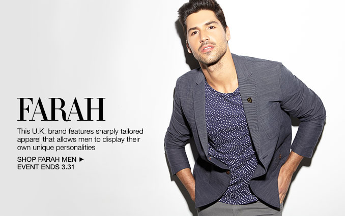 Shop Farah - Men