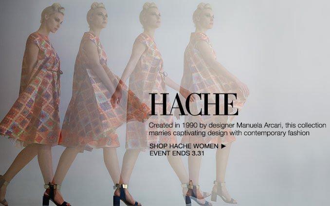 Shop Hache - Ladies