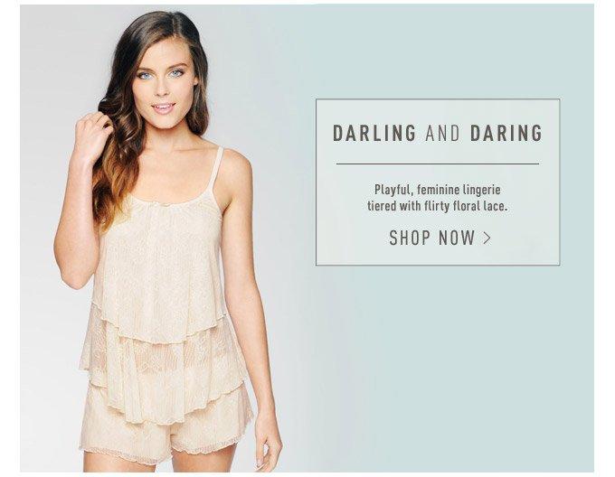 Darling and Daring