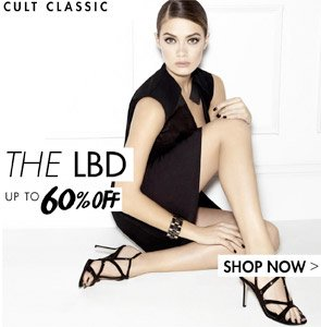 LBDs UP TO 60% OFF