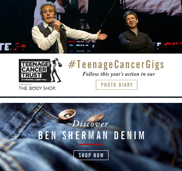 Teenage Cancer Trust Live | Denim
