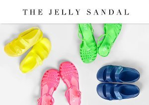 The Jelly Sandal