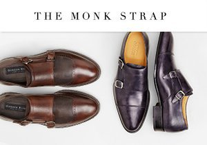 The Monk Strap