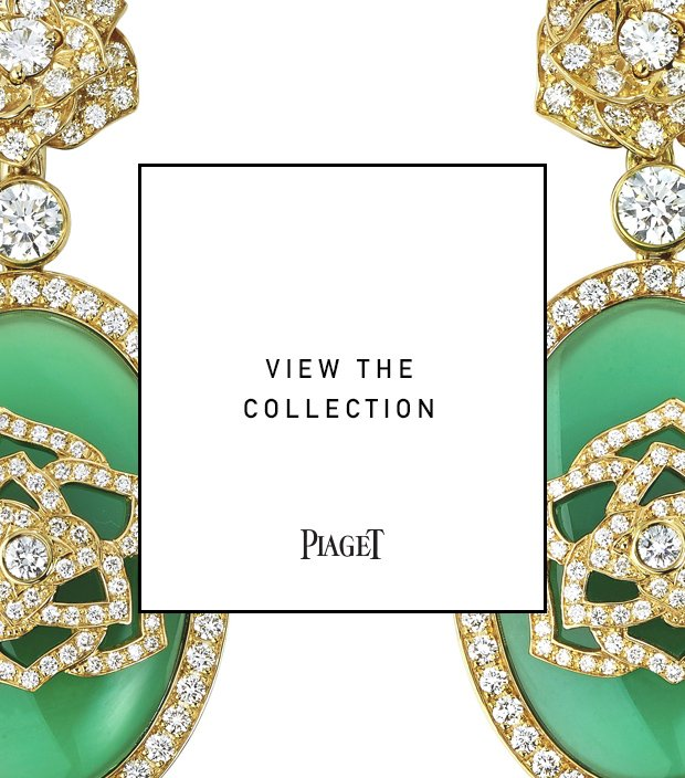 Meet Piaget's Most Glamorous Collection Yet