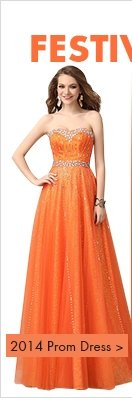 Stand out from the crowd in  festival attire & accessories 2014 Prom Dress