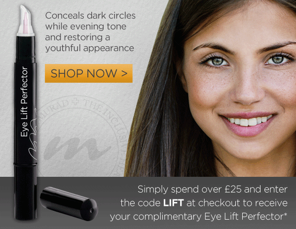 Conceals dark circles while evening tone and restoring a youthful appearance. Shop Now!