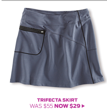 Trifeca Skirt >