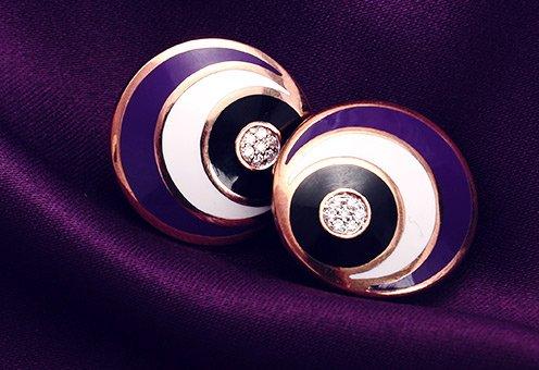 Exclusive Precious Stones Jewelry:Celine F, Oscar Heyman, Vida & More