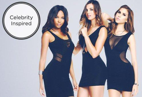 So Haute: The Black Dress Starting at $19