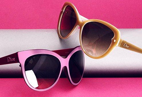 Luxury Sunglasses by Caviar, Gucci, Christian Dior, Valentino & More
