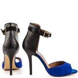 Stepout - Black Blue