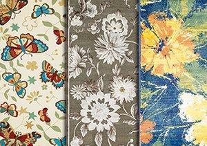 Spring Rugs: Prints & Patterns
