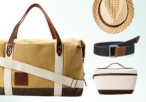 Travel in Style: Bags, Hats & More