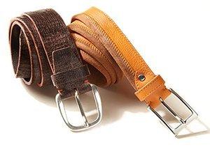 A Notch Above: Belts