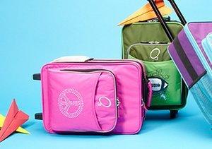 On the Go: Kids' Backpacks & Bags