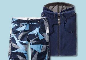 Shop by Color: Navy Swim & Activewear