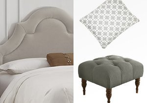 Shades of Grey: Furniture & Décor