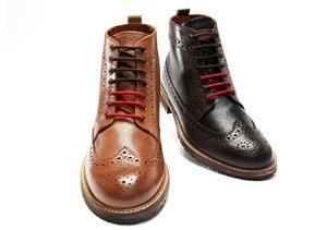 Chukkas & Boots feat. Ben Sherman