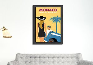 Mod Style: Graphic Design Wall Décor