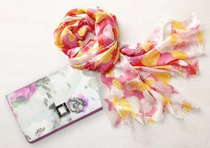 Now Trending: Floral Accessories