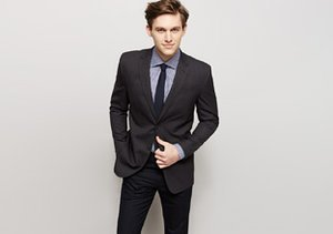 Basics in Black: Suits, Shirts & More