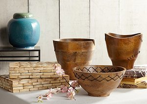 Inspired by Nature: Décor Accents