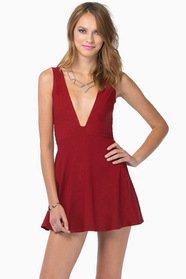 All for V Dress $43