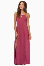 Midnight Talks Maxi Dress $44