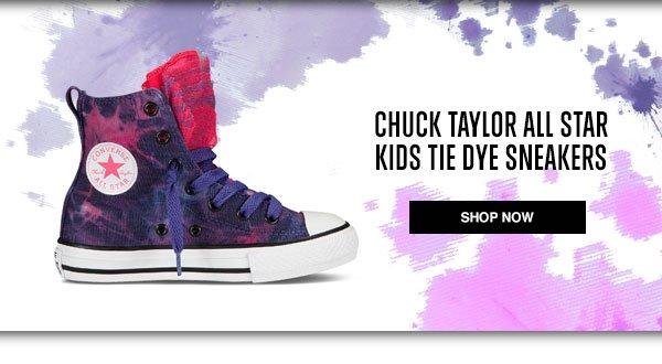 Chuck Taylor All Star Kids Tie-Dye Sneakers