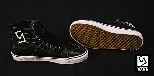 Vans Syndicate AV Native American High S Shoe