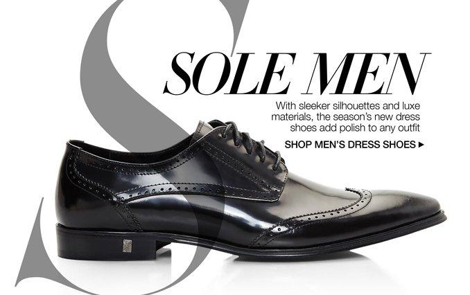 Shop Dress Shoes - Men