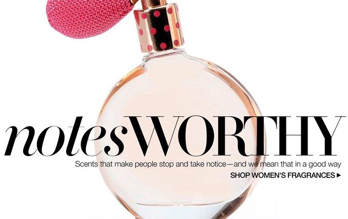 Shop Fragrance - Ladies