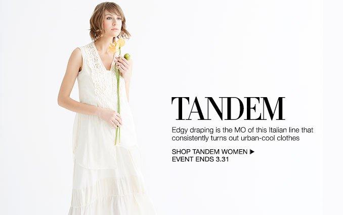 Shop Tandem - Ladies