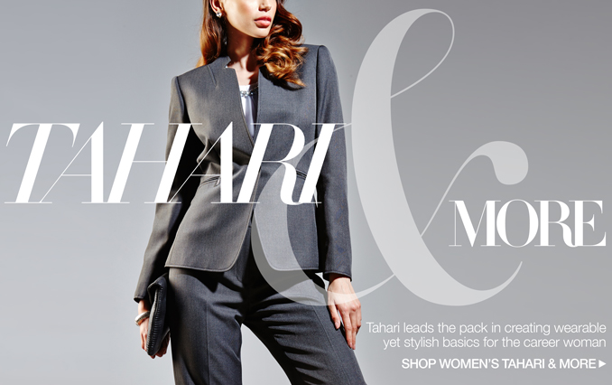 Shop Tahari - Ladies