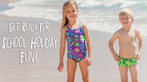 Get Ready For School Holiday Fun!