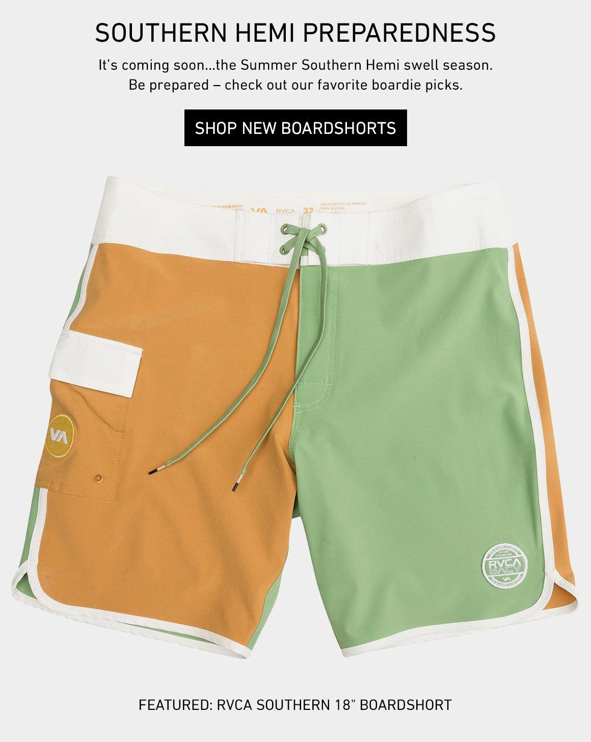New Summer Boardshorts