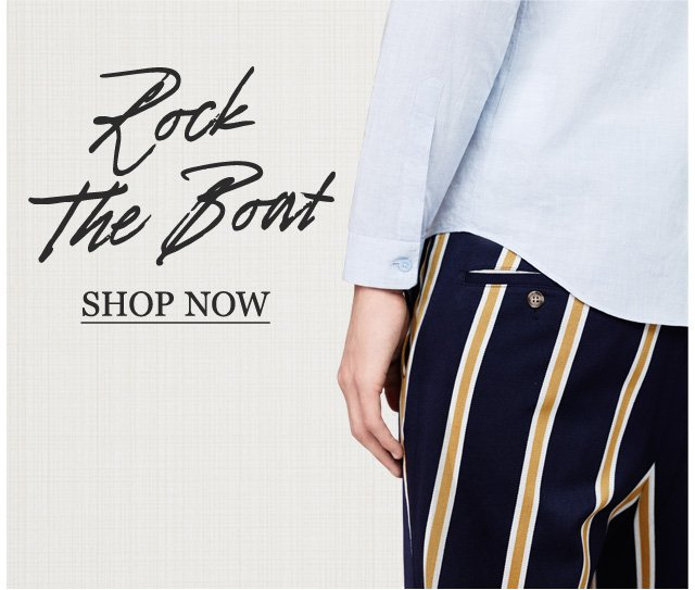 Show Your Stripes: We're putting it all on the line this season