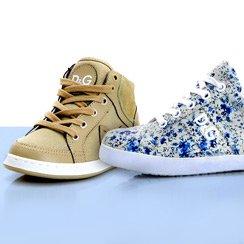 D&G Junior Shoes