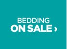 BEDDING ON SALE