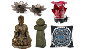 Relax at Home: Aroma Lamps and Zen Decor