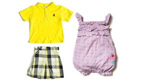 Infant, Toddler, Boys and Girls Spring Apparel Blowout