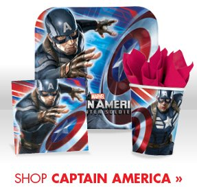SHOP CAPTAIN AMERICA