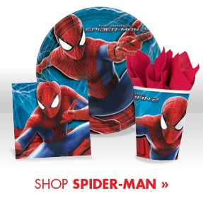 SHOP SPIDER-MAN