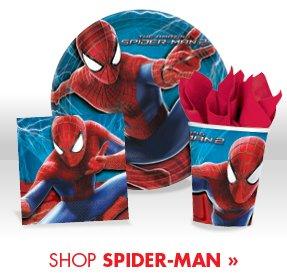 SHOP SPIDER-MAN