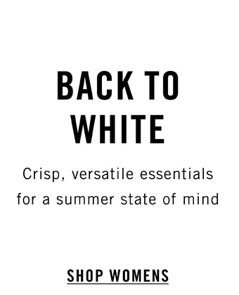 Back To White - Shop Womens