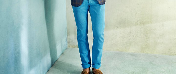 Classic menswear with a refreshing new attitude: Shop Isaia now.