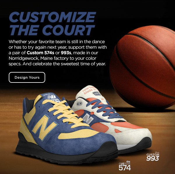 Customize the Court + Design Yours