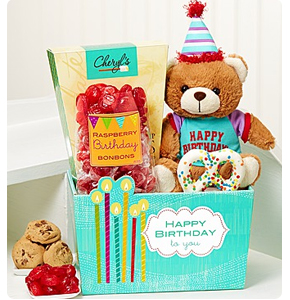 Here's to You Birthday Basket Shop Now
