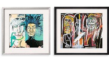 Shop Jean Michel Basquiat