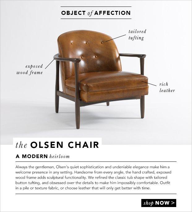New Fave: Olsen